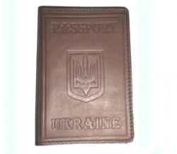 Обкладинка для закордонного паспорта