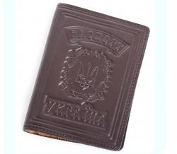 """Обкладинка для закордонного паспорта """"Андріївський узвіз"""""""